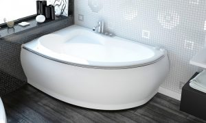 Aquatica bath tubs are exceptionally beautiful and really tough