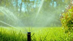 Advantages of having an impact sprinkler