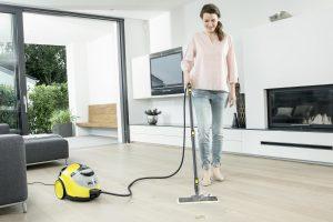 best steam mop for tile