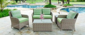 Outdoor Sectionals to Spruce up Your Patio